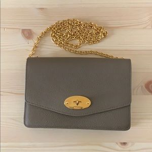 Mulberry Small Darley bag in Clay